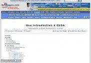 Une introduction à CUDA Informatique
