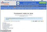 Traitement vidéo en Java  Informatique