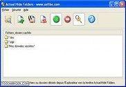 Actual Hide Folders Sécurité & Vie privée