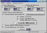 Mouse Lock Sécurité & Vie privée