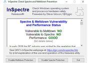 InSpectre Sécurité & Vie privée