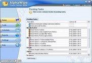 AlphaWipe Tracks Cleaner 2006 Sécurité & Vie privée