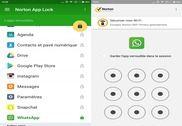 Norton App Lock Android Sécurité & Vie privée