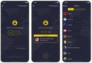 Cyberghost VPN iOS Sécurité & Vie privée