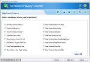 Advanced Privacy Cleaner Sécurité & Vie privée