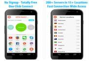 VPN Easy Android Sécurité & Vie privée