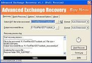 Advanced Exchange Recovery Utilitaires