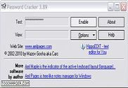 Password Cracker Utilitaires