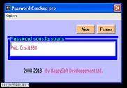 Password Cracked pro Utilitaires