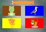 Animal Cards (Jaques a dit) Jeux