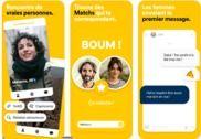 Bumble - Rencontres et amis iOS Maison et Loisirs