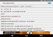 Dictionnaire médical Tazkerah Maison et Loisirs