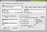 Super Flexible File Synchronizer Utilitaires