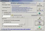 Advanced SMTP Server Internet