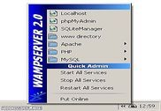 WampServer (PHP 5.3) Internet