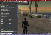 Second Life Jeux