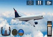 Airplane Pilot Simulator Jeux