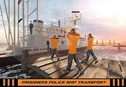 Airport Police Prisoner Transport Ship Jeux