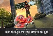 City Gangsters vs Fidget Spinner Super Hero Jeux