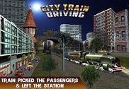3D City Passenger Train Driver Jeux