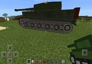 War Tank Mod for MCPE! Jeux