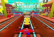 Super Hero Rail Rush Simulator Jeux