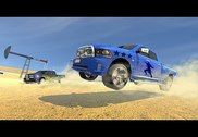 Offroad Pickup Truck R Jeux
