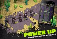 Idle Wasteland: RPG Survival Jeux