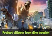 Sniper Dinosaur Park Hunt 3D - Best Shooting Jeux