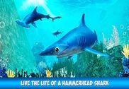 Hammerhead Shark Simulator 3D Jeux