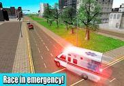 Ambulance Driver: Simulator 3D Jeux