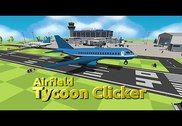 Airfield Tycoon Clicker Game Jeux