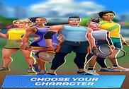 Tennis Clash Jeux