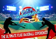 Flick Baseball 3D - Home Run Jeux