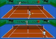 Tennis Cup Jeux