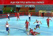 Futsal Professionnel 2016 Jeux