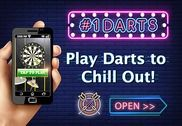 Darts and Chill: Free, Fun, Relaxing Jeux