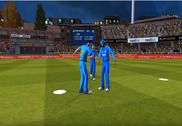 Real Cricket 20 Android  Jeux