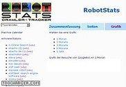 RobotStats PHP