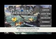 Glory of Generals :Pacific HD Jeux