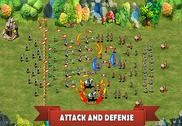 Empire Defense: Free Strategy Defender Games Jeux