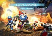 Corps Defense Jeux