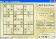Just Sudoku - Professional Edition Jeux