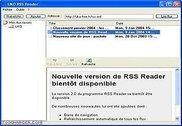 RSS News Reader Internet