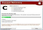 Prevent Recovery Sécurité & Vie privée