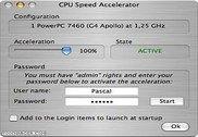 CPU Speed Accelerator Utilitaires