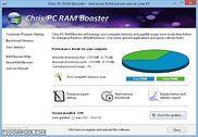 Chris-PC RAM Booster Utilitaires
