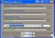 MemoryWatch Utilitaires