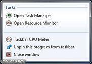 Taskbar Meters Utilitaires