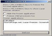 Lazar Freezer Utilitaires